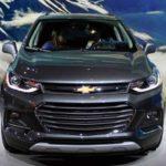 New 2022 Chevrolet Trax Exterior