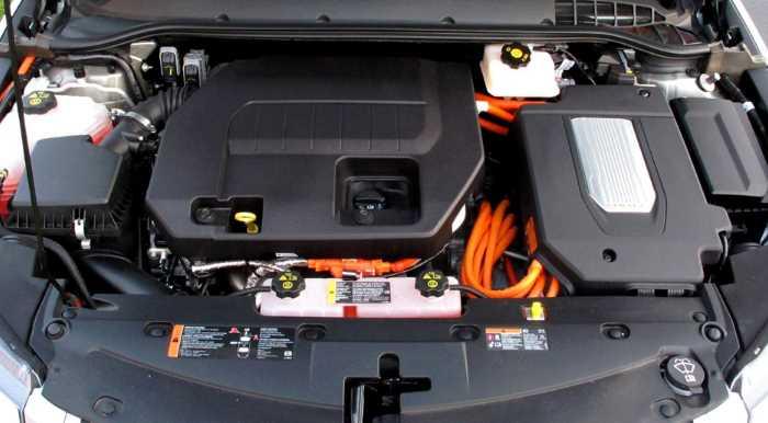 New 2022 Chevrolet Volt Engine