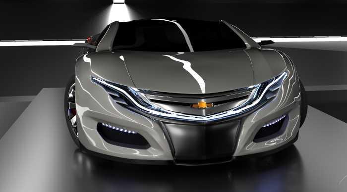 New 2022 Chevrolet Volt Exterior