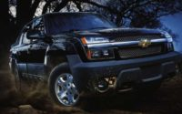 New 2022 Chevy Avalanche Exterior