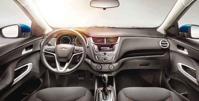 New 2022 Chevy Aveo Interior