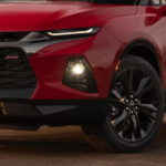 New 2022 Chevy Blazer Exterior