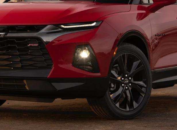 New 2022 Chevy Blazer Exterior
