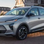 New 2022 Chevy Bolt Exterior