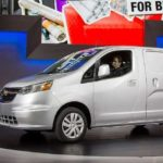 New 2022 Chevy City Express Exterior