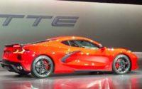 New 2022 Chevy Corvette C6 ZR1 Exterior