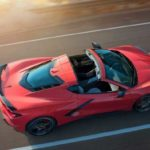 New 2022 Chevy Corvette Convertible Exterior