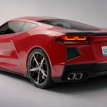 New 2022 Chevy Corvette Exterior