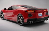New 2022 Chevy Corvette Exterior