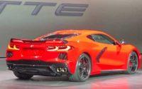 New 2022 Chevy Corvette Z06 Exterior