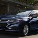 New 2022 Chevy Cruze Exterior