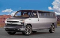 New 2022 Chevy Express Exterior