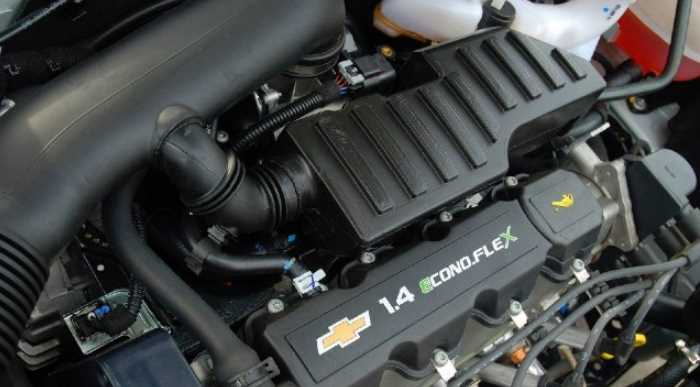 New 2022 Chevy Montana Engine