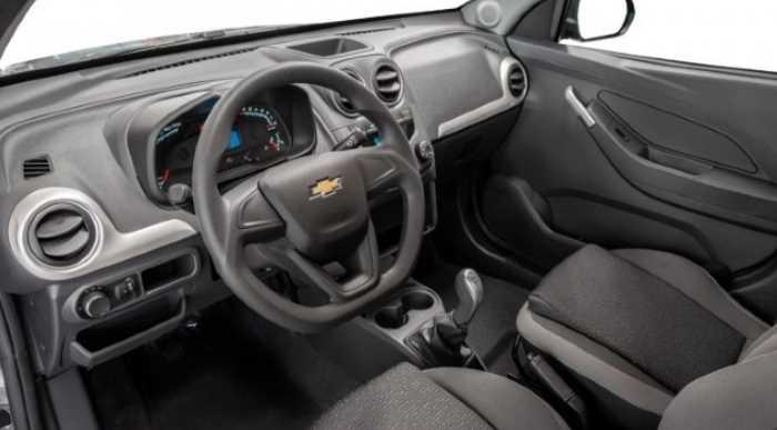 New 2022 Chevy Montana Interior