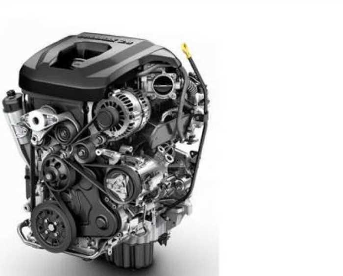 New 2022 Chevy S10 Engine