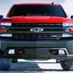 New 2022 Chevy Silverado 1500 Exterior