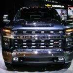 New 2022 Chevy Silverado 2500HD Exterior