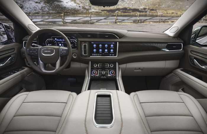 New 2022 Chevy Silverado 2500HD Interior