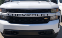 New 2022 Chevy Silverado Exterior