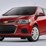 New 2022 Chevy Sonic Exterior