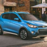 New 2022 Chevy Spark Exterior
