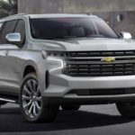 New 2022 Chevy Suburban Exterior