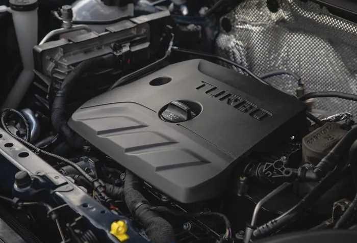 New 2022 Chevy Trailblazer Engine