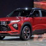 New 2022 Chevy Trailblazer Exterior