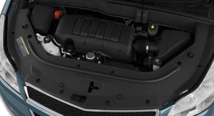 New 2022 Chevy Traverse Engine