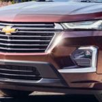 New 2022 Chevy Traverse Exterior