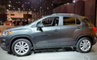 New 2022 Chevy Trax Exterior