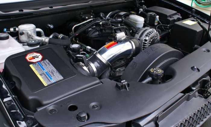 2022 Chevrolet Trailblazer Engine