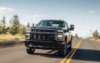 2023 Chevrolet Silverado 2500 Exterior