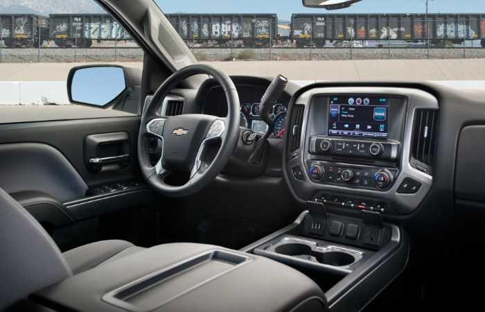2023 Chevrolet Silverado 2500 Interior
