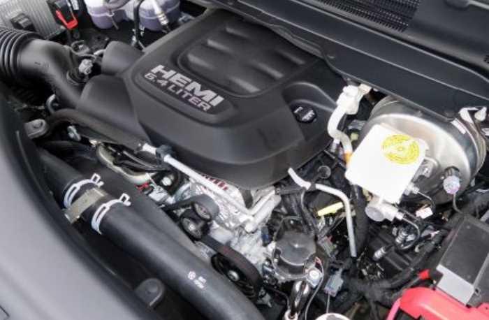2023 Chevrolet Silverado 3500HD Engine