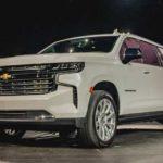2023 Chevrolet Suburban Exterior