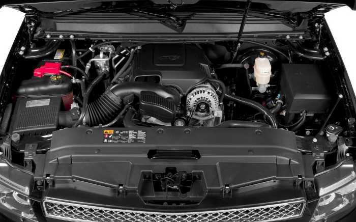 All New 2023 Chevy Trailblazer Engine