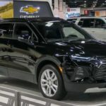 All New 2023 Chevy Trailblazer Exterior