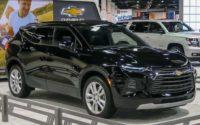 All New 2023 Chevy Trailblazer Exterior
