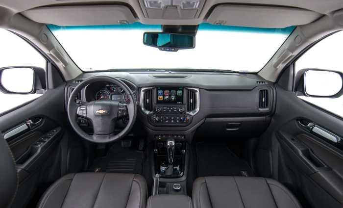 All New 2023 Chevy Trailblazer Interior