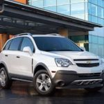 New 2022 Chevrolet Captiva Sport Exterior