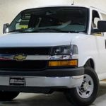 New 2022 Chevrolet Express 3500 Exterior