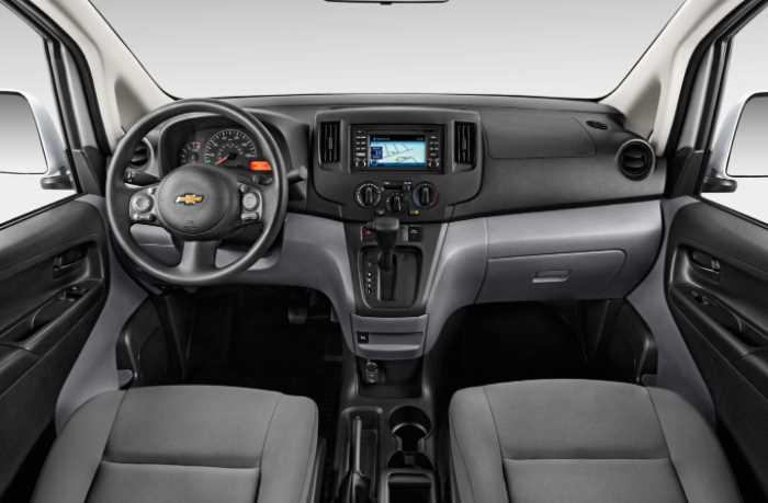 New 2022 Chevrolet Express 3500 Interior