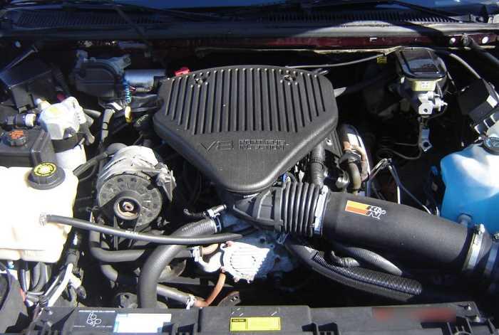 New 2022 Chevrolet Impala SS Engine