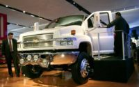 New 2022 Chevrolet Kodiak Exterior