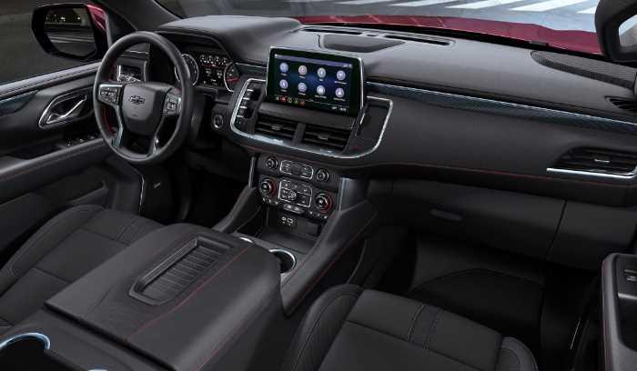 New 2022 Chevrolet Kodiak Interior
