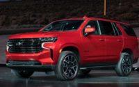 New 2022 Chevrolet Suburban Exterior