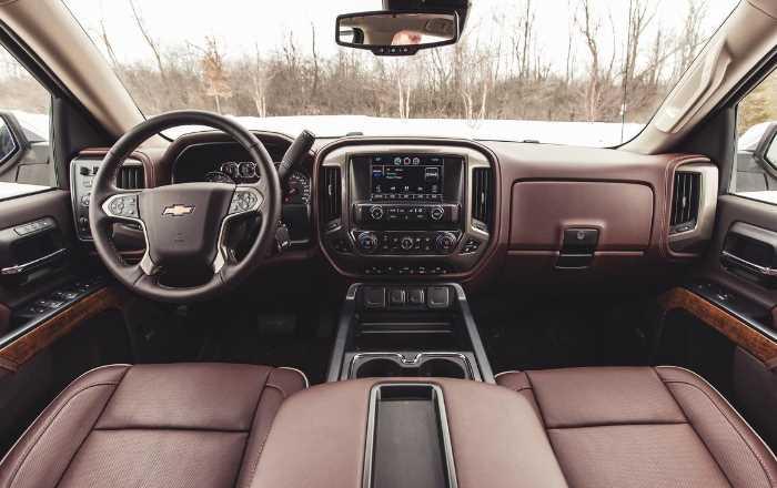 New 2023 Chevrolet Silverado 1500 Interior