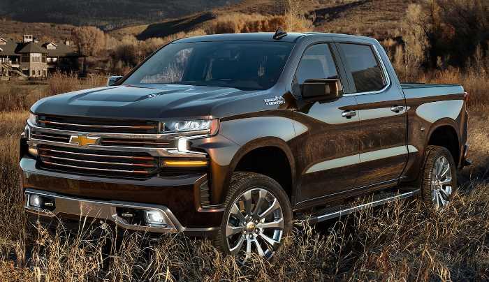 New 2023 Chevrolet Silverado Exterior