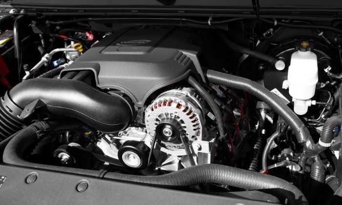 New Chevrolet Suburban 2023 Engine